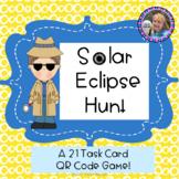 Solar Eclipse 2017 QR Hunt