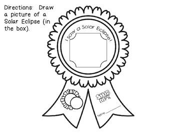 Solar Eclipse Ribbons