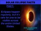 Solar Eclipse Science Fact vs. Fiction Activity