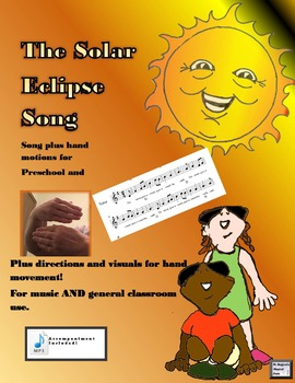 Solar Eclipse Song for Preschool and Kindergarteners