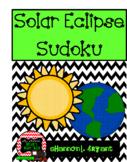 Solar Eclipse Sudoku Puzzles