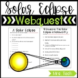 Solar Eclipse Webquest
