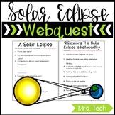 Solar Eclipse Webquest