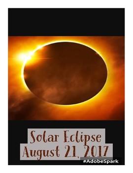 Solar Eclipse of August 21, 2017: Social Studies Cross-Curriculum Activity