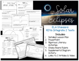 Solar and Lunar Eclipses: Integrate Information from Two Texts 4.RI.6