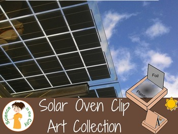 Solar Oven Clip Art and Photographs