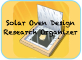 Solar Oven Design Research Organizer