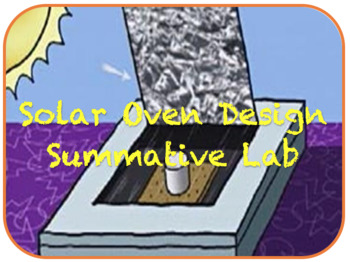 Solar Oven Design Summative Lab