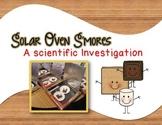 Solar Oven Investigation: Make S'mores with a Pizza Box Solar Oven