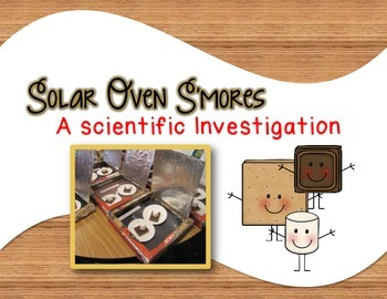 Solar Oven Investigation: Make S'mores with a Pizza Box Solar Oven