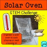 Solar Oven STEM Challenge