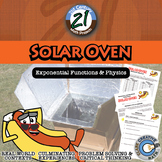 Solar Oven -- Integrated Science & Regression - 21st Century Math Project