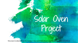 Solar Oven STEM Project