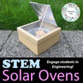 Solar Cooker Ovens - Thermal Energy Transfer - STEM