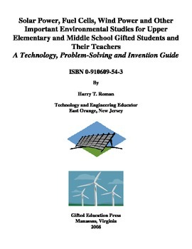 Solar Power, Fuel Cells, Wind Power and Other Important En