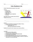 Solar Radiation Lab
