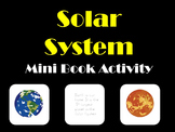 Solar System Worksheet | Kindergarten