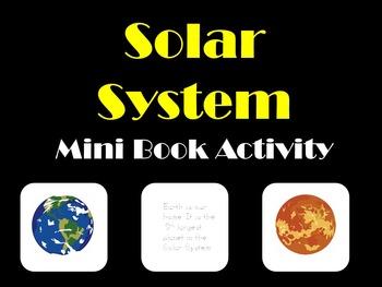 Solar System Activity | Solar System Activities | Solar Sy
