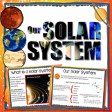 Solar System (powerpoint, planet book & more)