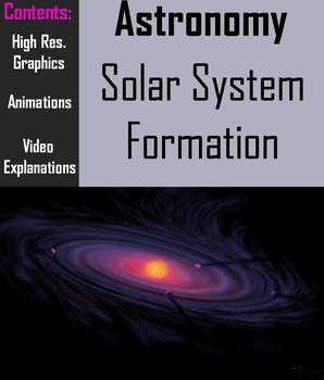 Formation of the Solar System PowerPoint (Space Science/ A