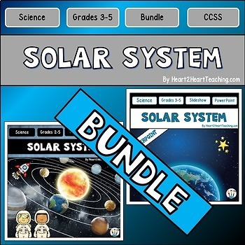 Solar System-Planets, Lunar Cycle, Neil Armstrong, Sally R