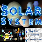Solar System Craft, Activities, and Fact Slides