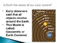 Solar System Power Point Presentation