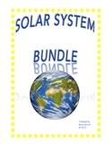 Solar System 4th grade ScienceBundle Pack