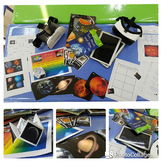 ESL Solar System - 6 learning station lesson / resources w