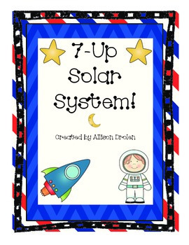 Solar System 7-Up! Game