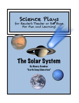 Solar System: A Fun, Interactive and Scientific Play About Our Solar System