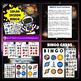 Solar System Activities BUNDLE (Bingo and QR Codes Scavenger Hunt)