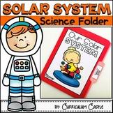 Solar System Activities Folder