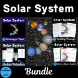 Solar System Activities Bundle