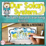 Solar System Activities   Project Based Learning Solar Sys