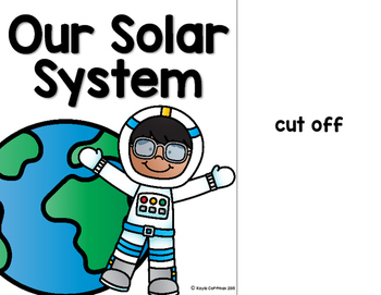 Solar System Activities for Special Education