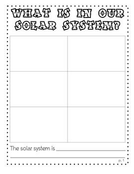 Solar System Activity Book