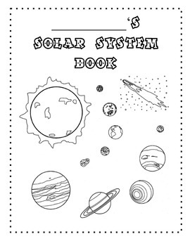 Solar System Activity Book