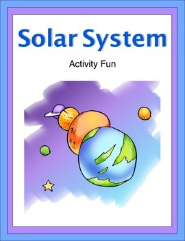 Solar System Activity Fun