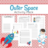 Outer Space Activity Pack