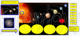 Solar System Activity - Digital ( for Google Classroom, Smart Board, etc.)