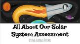 Solar System Assessment - Google Classroom - Google Forms