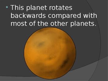 Solar System- Basic Facts