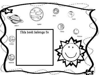 Solar System Primary Book