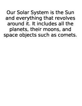 Solar System Big Book
