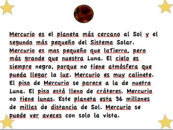 Solar System - Bilingual