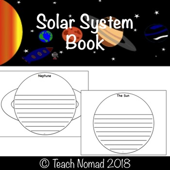 Solar System (Planets) Fact Book