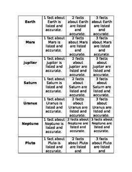 Solar System Book