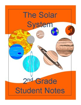 Solar System Booklet
