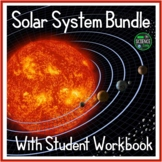 Solar System Bundle (Now with Student Workbook!!)